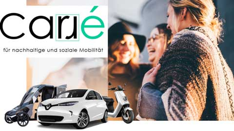 Gewinn des Mobilitätspreises 2020